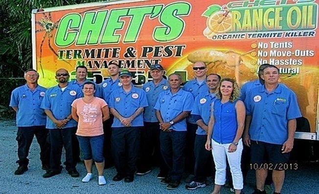 Chet's Pest Crew