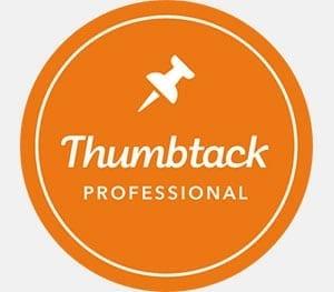 Thumbtack Professional Badge