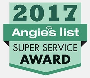 Angie's List 2017 Award For Pest Control Services
