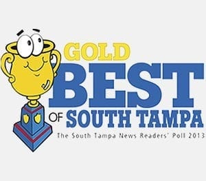 2013 gold winner for Pest Control Services badge