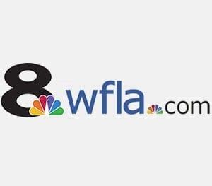 WFLA Tampa logo